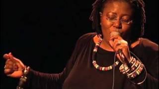 Sibongile Khumalo @ Afro-Pfingsten Festival 2001