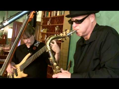 Prophets of the Abstract Truth - Blues Bossa (live at Beans in the Belfry)