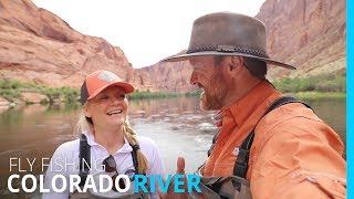 FLY FISHING THE COLORADO RIVER | LEES FERRY (EP 101)
