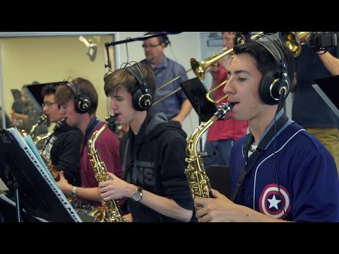 High School Jazz Band Records at GCU