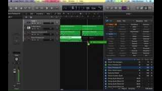 Loops and More in LOGIC PRO X