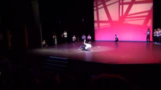 preview picture of video 'spectacle teenergy breakdance 2013'