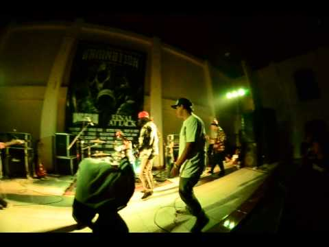 RUCTION HC - Take Control (Live at Damnation Korpri Salatiga)