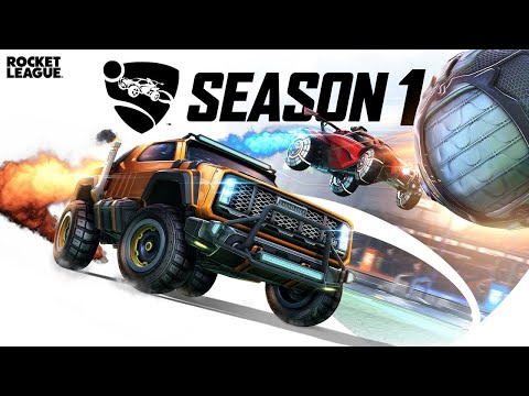 Trailer de Rocket League  saison 1 free-to-play de