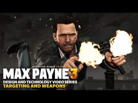 Rockstar Wants Max Payne 3 To Have The Sharpness Of A FPS