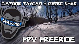 FPV freeride | Diatone Taycan + GepRC KHX5 | Gopro Sesison 5