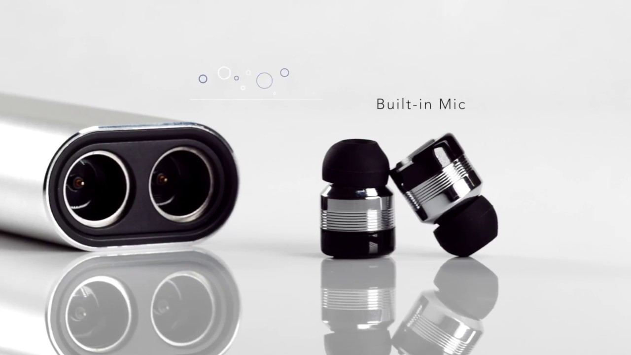 Bullet 1.0 // Single Earbud // Limited Black Edition video thumbnail