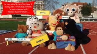 preview picture of video 'Teaser 1 - Parcours Mascotte DIMA 2014 - Meeting ASA'