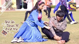 Yeh Un Dinon Ki Baat Hai   Sameer Stops Naina From Coming Close   Best Moments