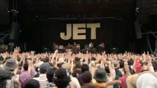 JET-ShesAGenius/AreYouGonnaBeMyGirlLive@FujiRockFestival09