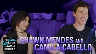 Shawn Mendes And Camila Cabello Carpool Karaoke