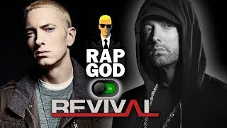 Offended From Revival Stars Eminem With A Chain-gun Flow