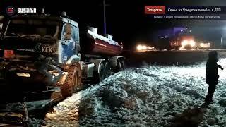 Смертельное ДТП на границе Удмуртии и Татарстана