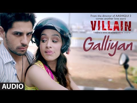 Galliyan mp3 (ankit tiwari) song download-320kbps. Com.