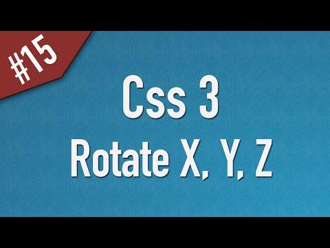 تعلم CSS3 القائمة #1 الفديو #15