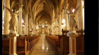 Patsy Cline - Just a Closer Walk with Thee and the Beautiful Detroit Churches
