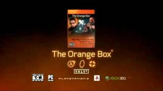 The Orange Box STEAM cd-key