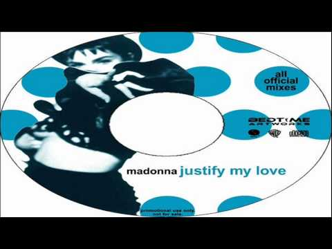 Madonna Justify My Love (Demo Extra Lyrics)