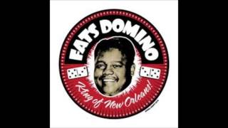 Fats Domino  -  The Girl I Love. (LIVE)  -  [unique song recording]