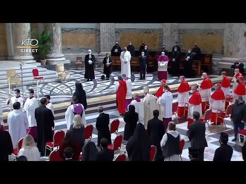 Vêpres - Fête de la conversion de Saint-Paul à Rome