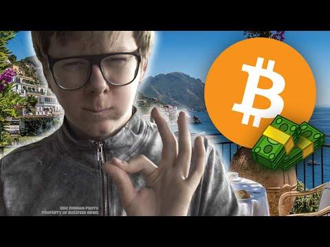 Prekyba kriptovaliuta be patikrinimo