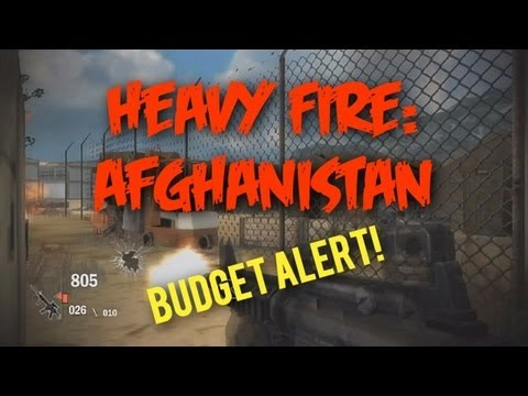 heavy fire afghanistan wii test