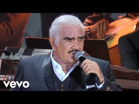 Vicente Fernández - A Mi Manera (En Vivo)[Un Azteca en el Azteca]