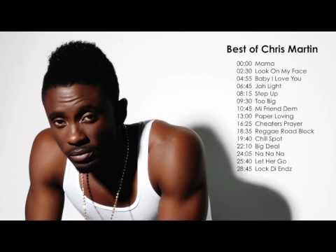 CHRISTOPHER MARTIN - BEST OF CHRIS MARTIN mixed by Josh (Supertuff)