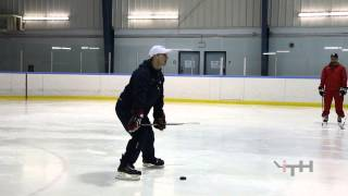 iTrain Hockey - Slap Shot Training Intensive