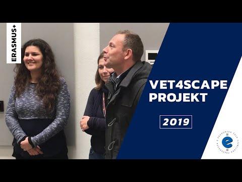 VET4SCAPE Erasmus+