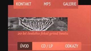 Video HERMAPHRODIT - czech grind live tape