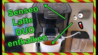 ENTKALKUNG Senseo Latte DUO von SoFie Haushalt Unperfekt Perfekt