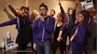 Gold - Spandau Ballet Cover - The Oxford Alternotives - The Preview Show 2012