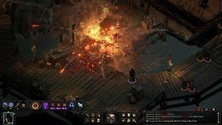 Pillars of Eternity II: Deadfire - Backer Update 46 - Developer Playthrough Highlights