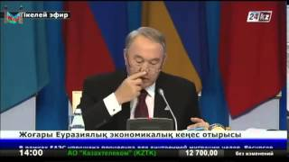 Карабах - Назарбаев Опустил Саргсяна и армян на землю. Армения и Евразийский союз. Таможенный Союз.