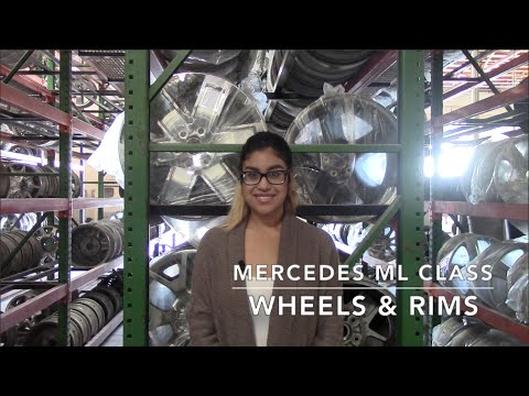 Factory Original Mercedes ML Class Wheels & Mercedes ML Class Rims – OriginalWheels.com