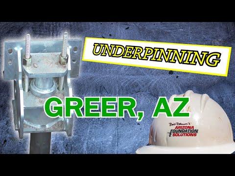 Greer, AZ Foundation Repair