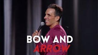 Bow and Arrow   Sebastian Maniscalco: Aren't You Embarrassed?