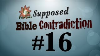 Supposed Bible Contradiction #16 (Peace or War?)