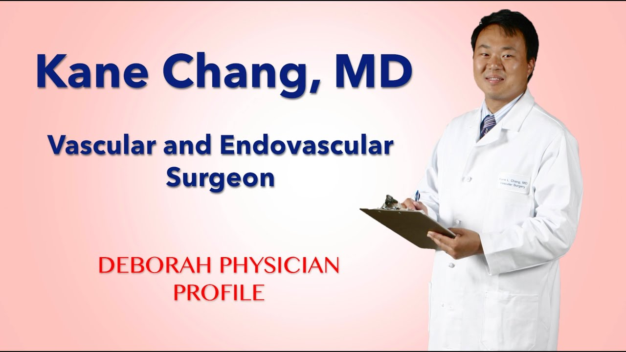 Meet Kane Chang, MD