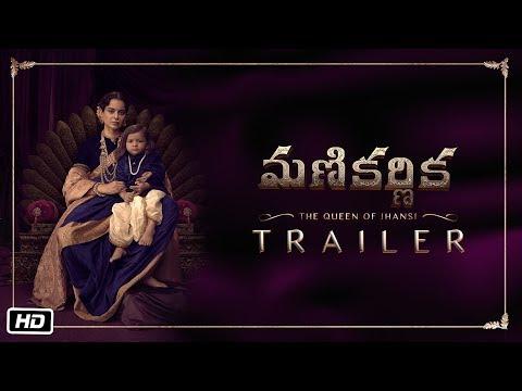 Manikarnika - The Queen Of Jhansi | Official Telugu Trailer