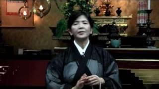 20 segundos: una bonza budista