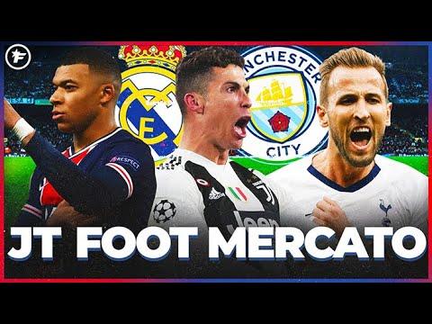 La valse des attaquants stars fait rage   JT Foot Mercato