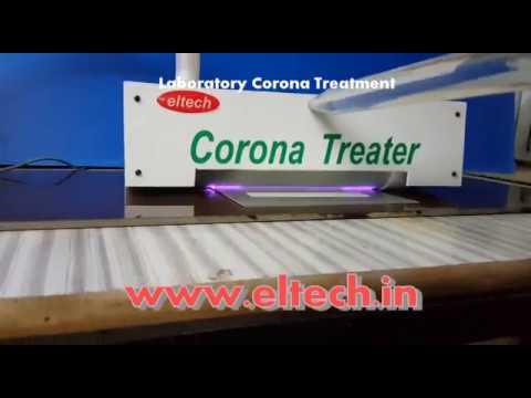 Laboratory Corona Treater