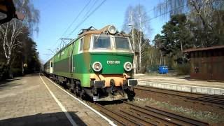 preview picture of video '(HD)  Departure train from station Puszczykowo  (train to Leszno)'