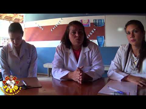 Enfermeiras Responsáveis do Psf do Centro fala sobre a Fila da Agunia
