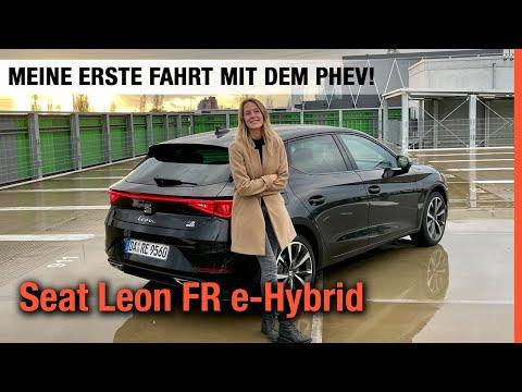 Seat Leon FR e-Hybrid (2021) 🔋🔌 Erste Fahrt im Plug-in Hybrid! Fahrbericht | Review | Test | PHEV