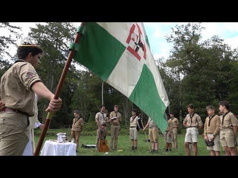 Camps scouts : la joie des retrouvailles en forêt
