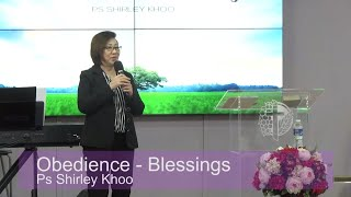 Obedience - Blessings