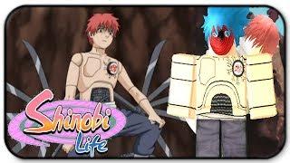 Byakugan V2 Shinobi Life Naruto Season 6 Episode 151 Blaze Away